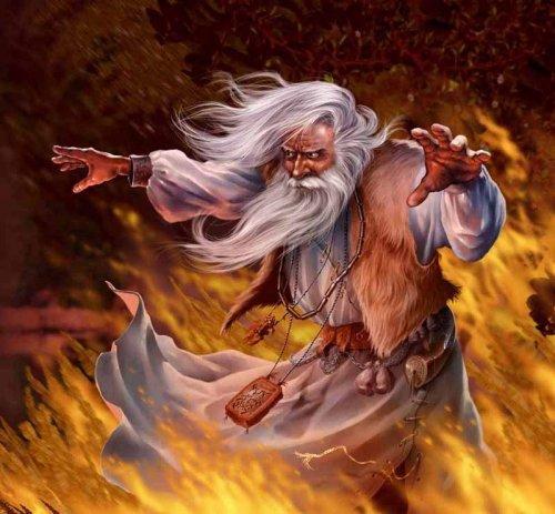 Мастер-класс по мальфарской магии от tinalee. - Страница 2 12568